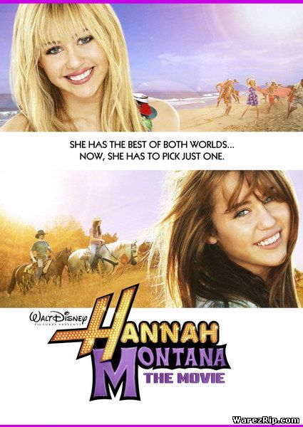 Ханна Монтана: Кино / Hannah Montana: The Movie (2009) TS