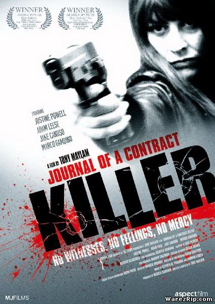 Дневник убийцы по контракту / Journal Of A Contract Killer (2008) DVDRip