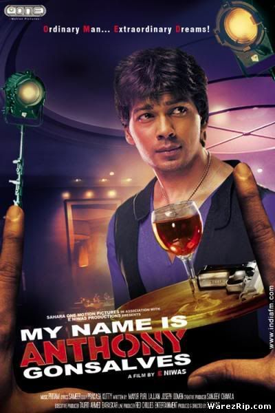 My Name Is Anthony Gonsalves (2008) DVDRip